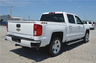 2018 Silverado 1500 Crew Cab 4x4,  Pickup #C81318 - photo 6
