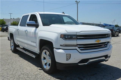 2018 Silverado 1500 Crew Cab 4x4,  Pickup #C81318 - photo 8