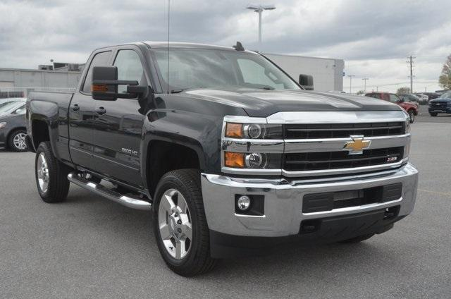 2018 Silverado 2500 Double Cab 4x4, Pickup #C81329 - photo 8