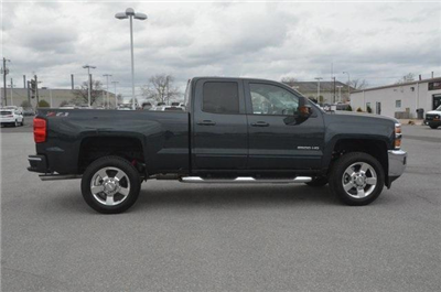 2018 Silverado 2500 Double Cab 4x4, Pickup #C81329 - photo 7