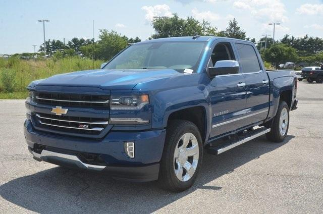 2018 Silverado 1500 Crew Cab 4x4,  Pickup #C81338 - photo 1