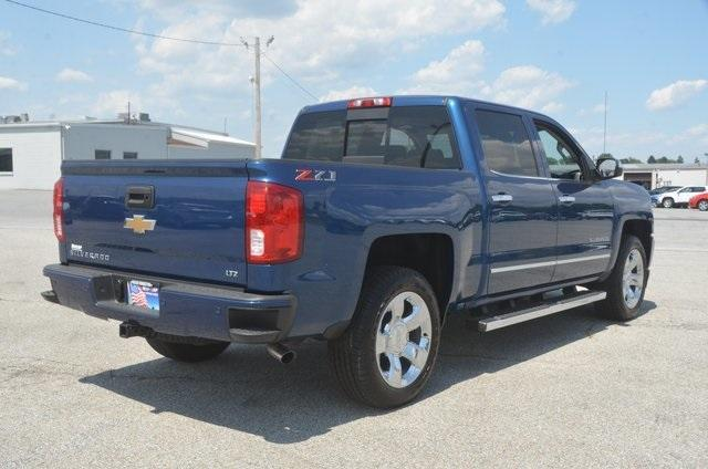 2018 Silverado 1500 Crew Cab 4x4,  Pickup #C81338 - photo 6
