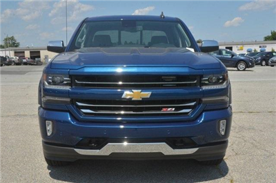 2018 Silverado 1500 Crew Cab 4x4,  Pickup #C81338 - photo 9