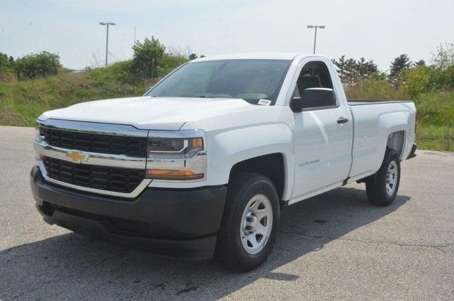 2018 Silverado 1500 Regular Cab, Pickup #C81429 - photo 1