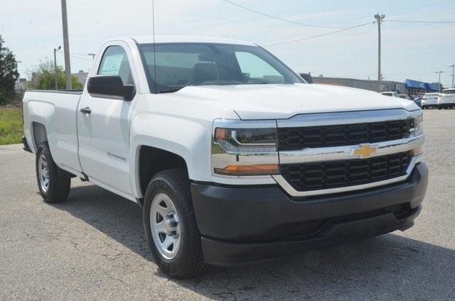 2018 Silverado 1500 Regular Cab, Pickup #C81429 - photo 8