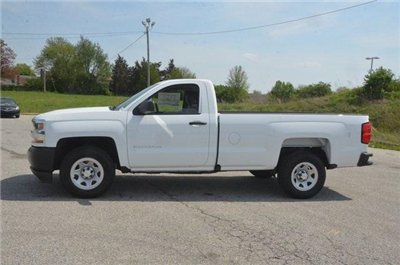 2018 Silverado 1500 Regular Cab, Pickup #C81429 - photo 3