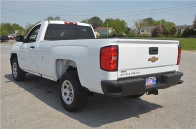 2018 Silverado 1500 Regular Cab, Pickup #C81429 - photo 2