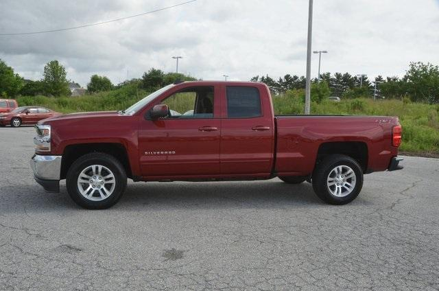 2018 Silverado 1500 Double Cab 4x4,  Pickup #C81452 - photo 3