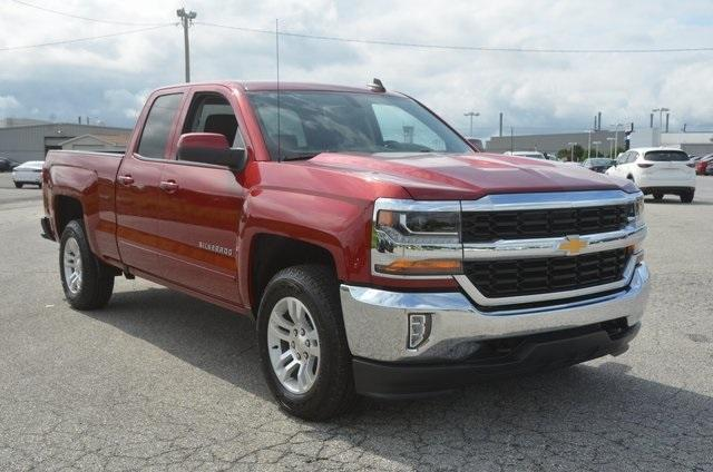 2018 Silverado 1500 Double Cab 4x4,  Pickup #C81452 - photo 8
