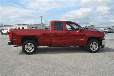 2018 Silverado 1500 Double Cab 4x4,  Pickup #C81452 - photo 7