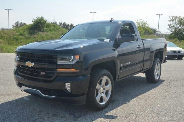 2018 Silverado 1500 Regular Cab 4x4, Pickup #C81476 - photo 1