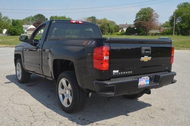 2018 Silverado 1500 Regular Cab 4x4, Pickup #C81476 - photo 2