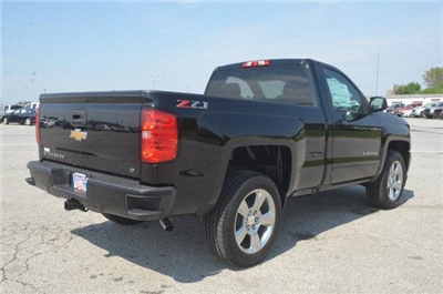 2018 Silverado 1500 Regular Cab 4x4, Pickup #C81476 - photo 6