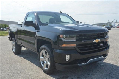 2018 Silverado 1500 Regular Cab 4x4, Pickup #C81476 - photo 8