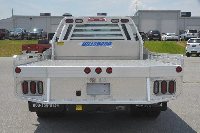 2018 Silverado 3500 Regular Cab DRW 4x2,  Hillsboro Platform Body #C81513 - photo 4