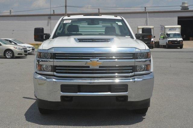 2018 Silverado 3500 Regular Cab DRW 4x2,  Hillsboro Platform Body #C81513 - photo 8