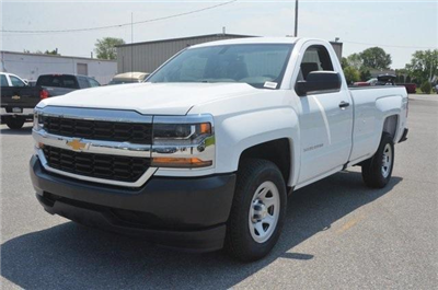2018 Silverado 1500 Regular Cab 4x2,  Pickup #C81516 - photo 1