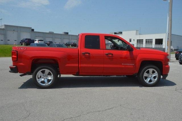 2018 Silverado 1500 Double Cab 4x4,  Pickup #C81517 - photo 7