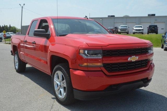 2018 Silverado 1500 Double Cab 4x4,  Pickup #C81517 - photo 8