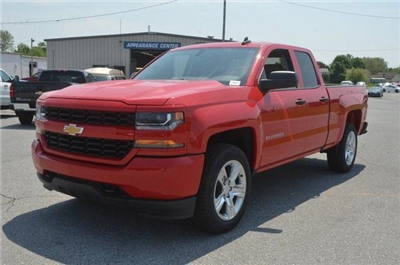 2018 Silverado 1500 Double Cab 4x4,  Pickup #C81517 - photo 1