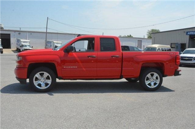 2018 Silverado 1500 Double Cab 4x4,  Pickup #C81517 - photo 3