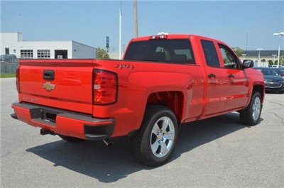 2018 Silverado 1500 Double Cab 4x4,  Pickup #C81517 - photo 6