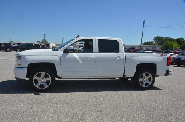 2018 Silverado 1500 Crew Cab 4x4,  Pickup #C81573 - photo 3