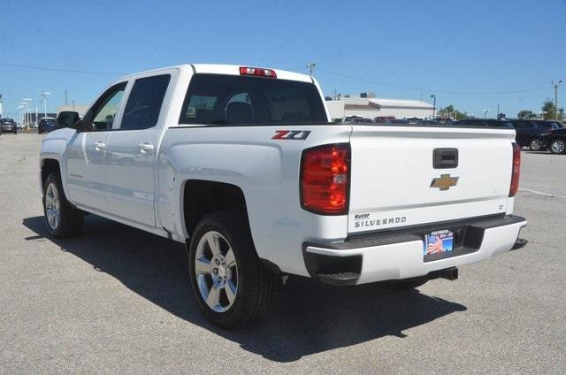 2018 Silverado 1500 Crew Cab 4x4,  Pickup #C81573 - photo 2