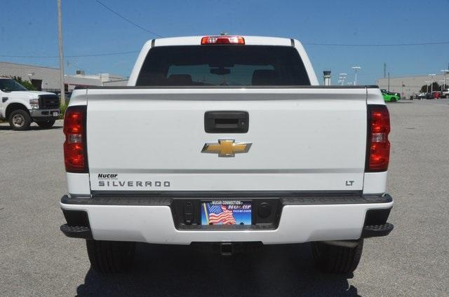 2018 Silverado 1500 Crew Cab 4x4,  Pickup #C81573 - photo 4