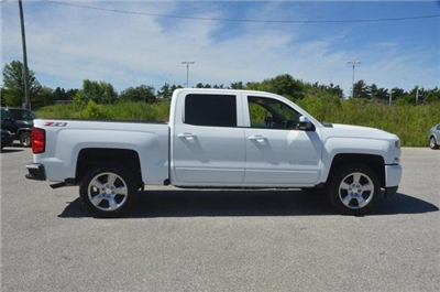 2018 Silverado 1500 Crew Cab 4x4,  Pickup #C81573 - photo 7