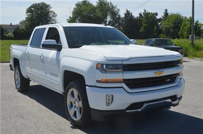 2018 Silverado 1500 Crew Cab 4x4,  Pickup #C81573 - photo 8