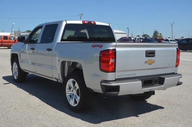 2018 Silverado 1500 Crew Cab 4x4,  Pickup #C81678 - photo 2