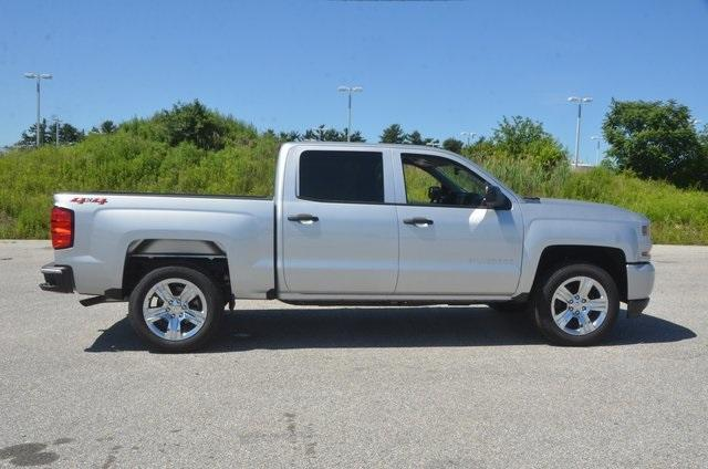 2018 Silverado 1500 Crew Cab 4x4,  Pickup #C81678 - photo 7