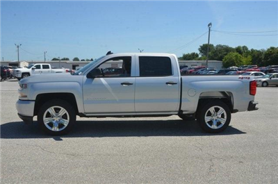 2018 Silverado 1500 Crew Cab 4x4,  Pickup #C81678 - photo 3