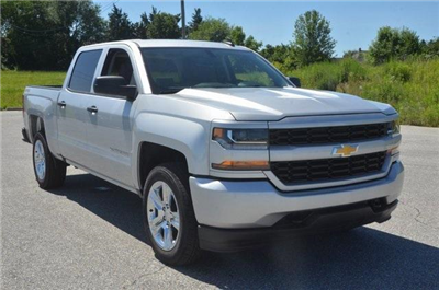 2018 Silverado 1500 Crew Cab 4x4,  Pickup #C81678 - photo 8