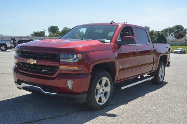2018 Silverado 1500 Crew Cab 4x4,  Pickup #C81679 - photo 1