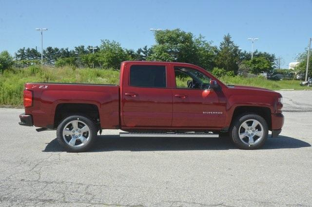 2018 Silverado 1500 Crew Cab 4x4,  Pickup #C81679 - photo 7