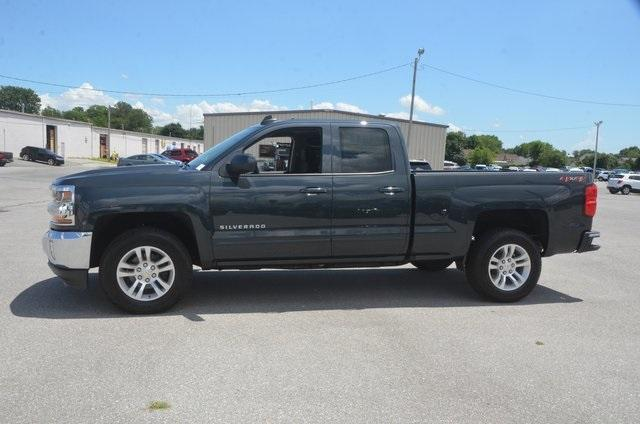 2018 Silverado 1500 Double Cab 4x4,  Pickup #C81716 - photo 3