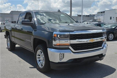 2018 Silverado 1500 Double Cab 4x4,  Pickup #C81716 - photo 8