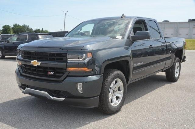 2018 Silverado 1500 Double Cab 4x4,  Pickup #C81751 - photo 1