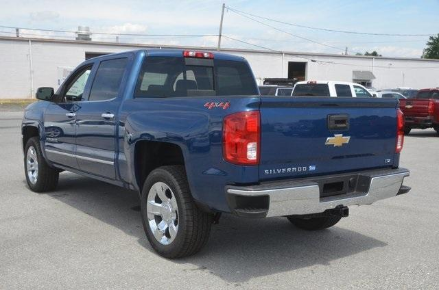 2018 Silverado 1500 Crew Cab 4x4,  Pickup #C81757 - photo 2