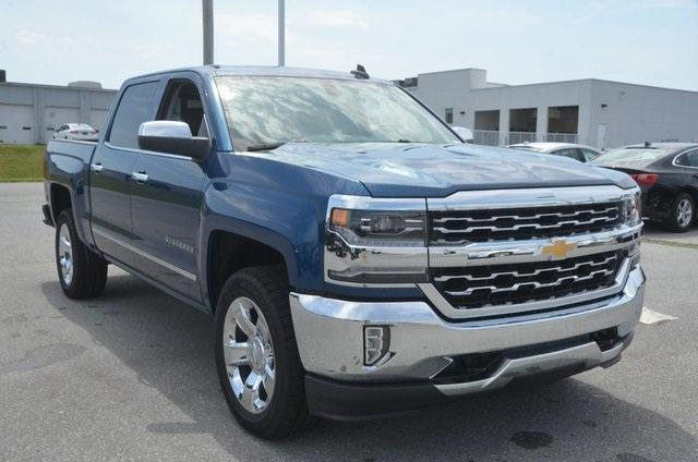 2018 Silverado 1500 Crew Cab 4x4,  Pickup #C81757 - photo 8