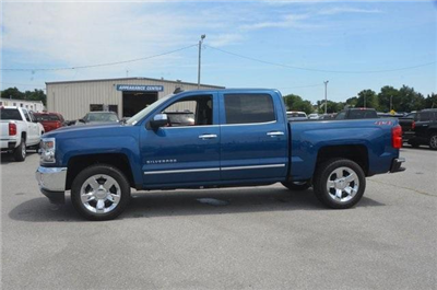 2018 Silverado 1500 Crew Cab 4x4,  Pickup #C81757 - photo 3