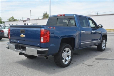 2018 Silverado 1500 Crew Cab 4x4,  Pickup #C81757 - photo 6