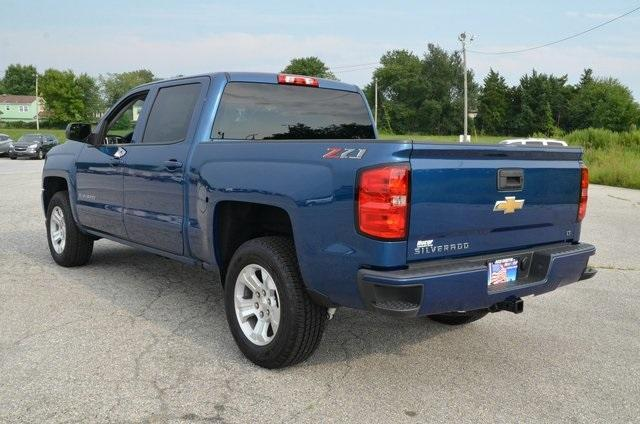 2018 Silverado 1500 Crew Cab 4x4,  Pickup #C81827 - photo 2