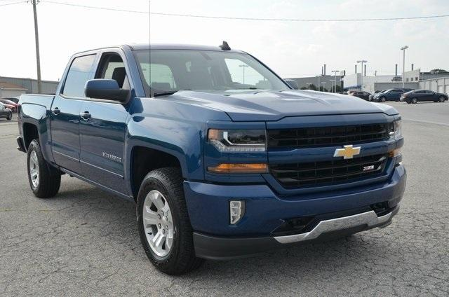 2018 Silverado 1500 Crew Cab 4x4,  Pickup #C81827 - photo 8
