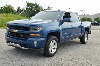 2018 Silverado 1500 Crew Cab 4x4,  Pickup #C81827 - photo 1