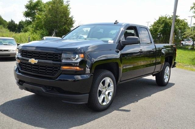 2018 Silverado 1500 Double Cab 4x4,  Pickup #C81835 - photo 1