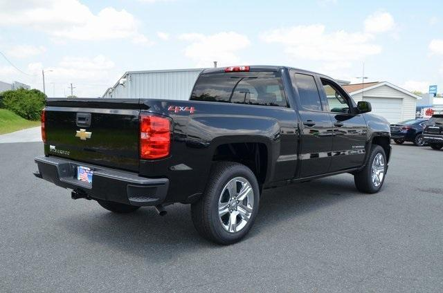 2018 Silverado 1500 Double Cab 4x4,  Pickup #C81835 - photo 6