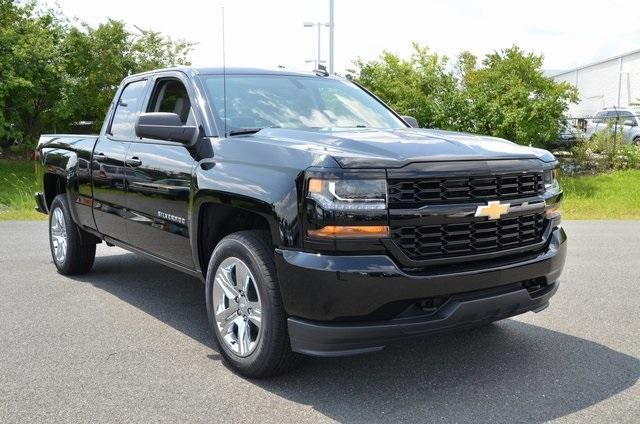 2018 Silverado 1500 Double Cab 4x4,  Pickup #C81835 - photo 8
